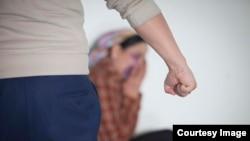 Иллюстративное фото на тему домашнего насилия.