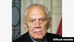 Armenia -- American writer Piter Surian, undated.