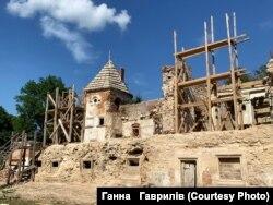 Поморянський замок – пам'ятка архітектури національного значення XVI–XVII