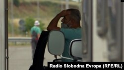 Македонско - српски граничен премин Табановце во време на пандемија од ковид-19