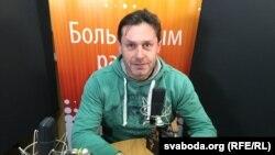 Беларускі музыка Зьміцер Вайцюшкевіч