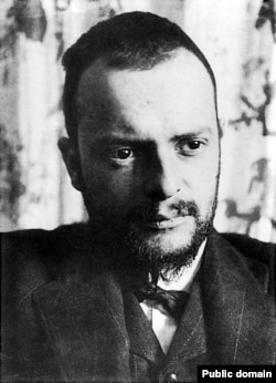 Paul Klee, fotografiat în 1911 de Alexander Eliasberg