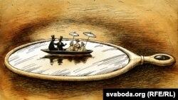 Ілюстрацыя да Календара Бахарэвіча