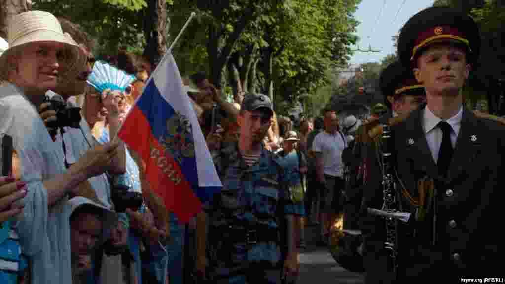 Мероприятия ко Дню России в аннексированном Севастополе