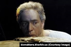 Александрас Рубиновас. Сцена из спектакля