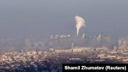 Gazagystanyň Almaty şäheri