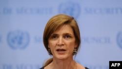 سامانتا پاور، نماينده آمريکا در سازمان ملل