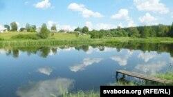 Возера — таксама напамін пра дырэктарства Юркова