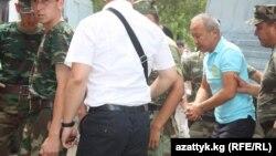 Нариман Тюлеев. 25 июня 2012 года.