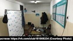 Сироты пришли ночевать в Агентство по делам детей в Туве (архивное фото)