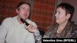 Valeriu Ticu și Valentina Ursu