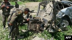According to the UN, there has been a 30-percent increase in casualties caused by roadside IEDs in Afghanistan in 2012. (file photo)