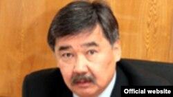 Убитый Медет Садыркулов, бывший руководитель аппарата президента Кыргызстана.