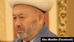 Муфтий Узбекистана Усманхан Алимов.