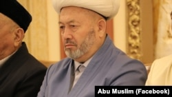 Главный муфтий Узбекистана Усмонхон Алимов.