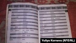 Русско-селькупский словарь