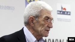 Градоначалникот на Солун, Јанис Бутарис