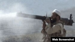 На фотографии предположительно изображен лидер «Солдат Халифата» Моэз Гарсаллауи.