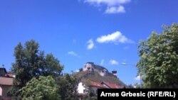 Devastacija srednjevjekovne tvrđave Gradina
