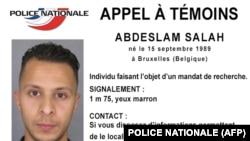 Француз полициясы Абдеслам Салахты издөөдө