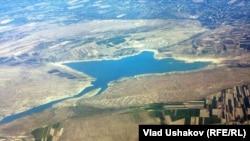 Одно из высокогорных озер Кыргызстана. Фото Влада Ушакова.