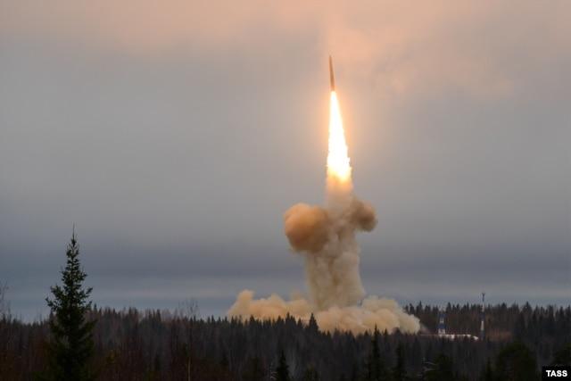 Система прицілювання для ракетного стратегічного комплексу «Тополь-М», яку розробили на київському заводі «Арсенал»