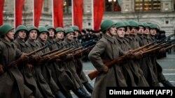 Moskvada parad, 7 noyabr, 2019-cu il