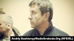 Віктор Пилипишин на засіданні окружної виборчої комісії №223 у жовтні 2012 року (архівне фото)