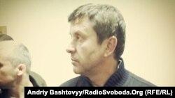 Віктор Пилипишин на засіданні ОВК № 223 в Києві, 31 жовтня 2012 року