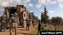 Forcat turke në Idlib të Sirisë. Foto nga arkivi.