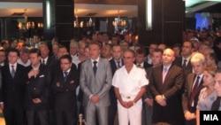 Прослава на осум годишнината од Охридскиот Рамковен Договор во Маврово.