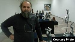Скулпторот Димовски Чауш.