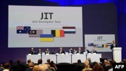 Comisia Internațional de anchetă, Nieuwegein, Olanda, 28 septembrie, 2016.