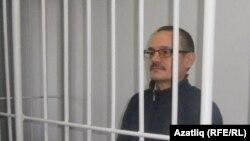Татарский активист Рафис Кашапов. 10 сентября 2015 года.