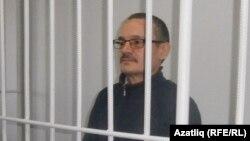 Татарский активист Рафис Кашапов в суде