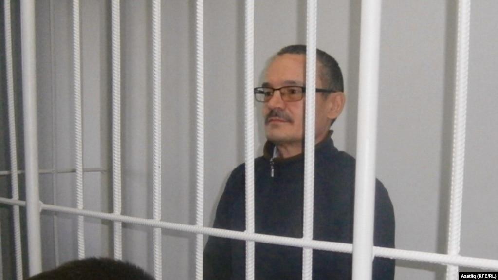 Рәфис Кашапов, 2015 елның 10 сентябрендә Чаллы мәхкәмәсендә