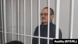 Рафис Кашапов сот залында. 10-сентябрь, 2015-жыл.