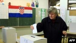 Xorvatiyada seçki