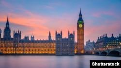 Kryeqyteti i Britanisë së Madhe, Londra.