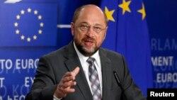 Президент Європейського парламенту Мартін Шульц