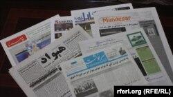 کابل چاپ یو شمېر ورځپاڼې