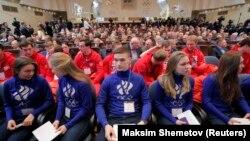 Русия спортчылары Олимпия комитеты җыелышында