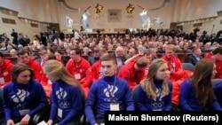 Алімпіяда і крамлёўская прапаганда