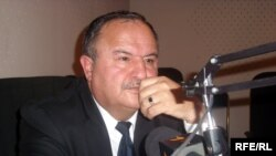 Tajikistan - Muhibullo Dodojonov, chairman of Central Election Comission of Tajikistan, Dushanbe, 12Nov2009