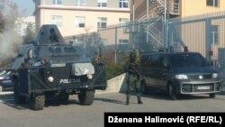 Sud BiH pod zaštitom tokom izricanja presude Bosniću