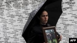 Obeležavanje Međunarodnog dana nestalih osoba, Priština, april 2011.