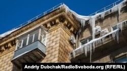 Погода в Киеве. Архивное фото