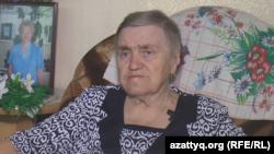 Краевед Вера Яворская. Петропавловск, 12 июня 2017 года.