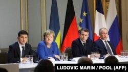 Последний нормандский саммит в декабре 2019-го