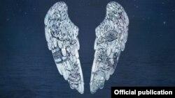 جلد آلبوم افسانههای اشباح - کولدپلی